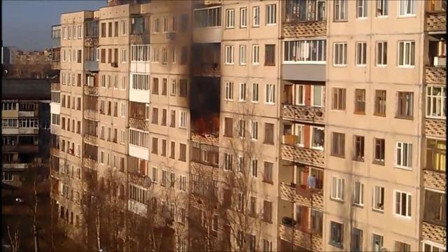 Пожар Ломоносова Архангельск