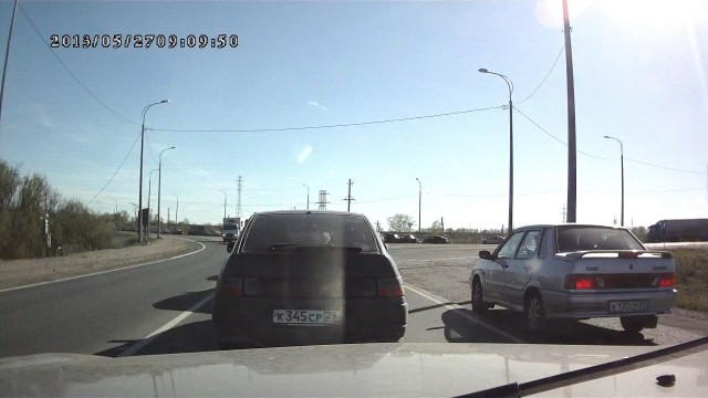 Автохамство Архангельск