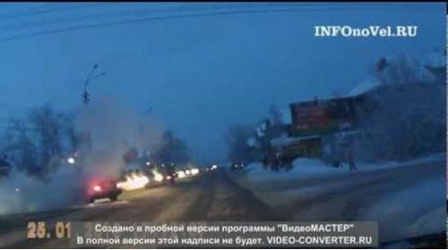 ДТП Соломбала Архангельск
