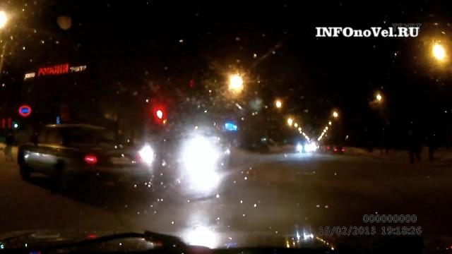 авария на видеорегистратор Северодвинск
