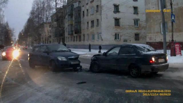 ДТП Авария Новодвинск Уехал с ДТП
