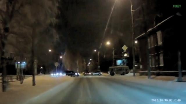 ДТП Авария Обводный Гайдара Архангельск