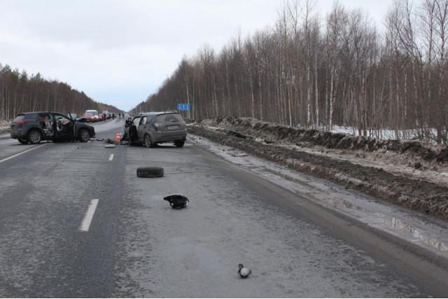 ДТП Авария Трасса Северодвинск Архангельск