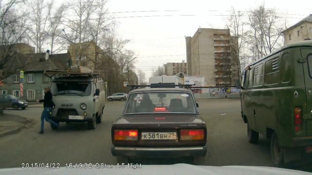 ДТП Авария Архангельск Гагарина Самойло сбили пешехода