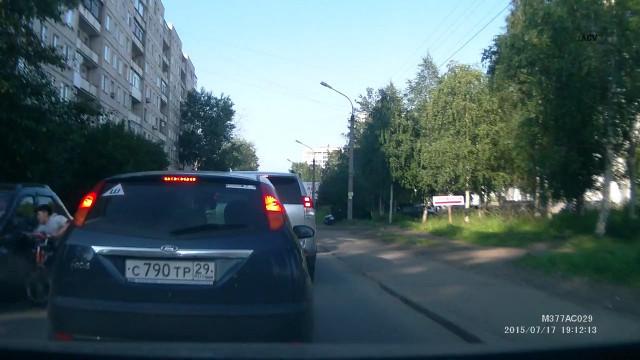 ДТП Авария Архангельск сбили ребёнка
