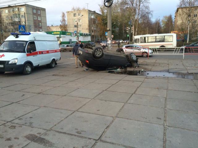 ДТП Архангельск Тимме