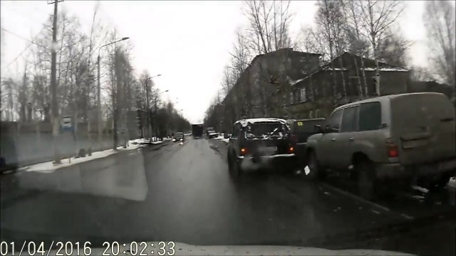 ДТП Авария Архангельск Нива неадекватная езда
