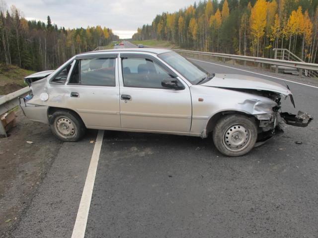 ДТП, Авария, М8, Холмогоры, Архангельская область