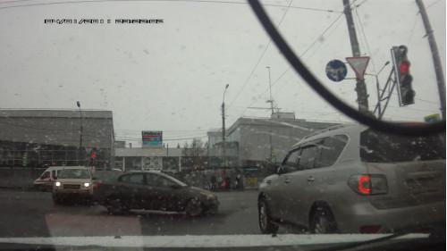 ДТП, Авария, Архангельск, Набережная Северной Двины, Розы люксембург, сбил пешехода