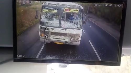 ДТП, Авария, Архангельск, Ленинградский, автобус