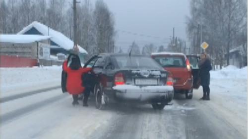 Няндома, Архангельская область, разборка