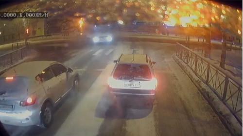 ДТП, авария, Архангельск, ПАЗ, автобус