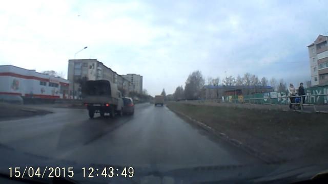 ДТП Авария Коряжма Архангельская область