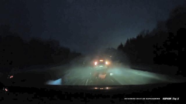 ДТП, Авария, Котлас, женщина за рулём