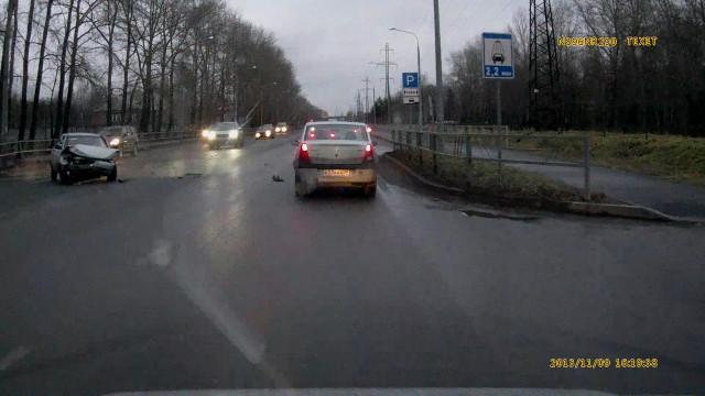 ДТП Архангельское шоссе Северодвинск