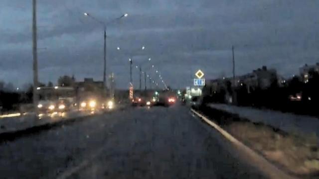 ДТП Архангельское шоссе Первомайская Северодвинск