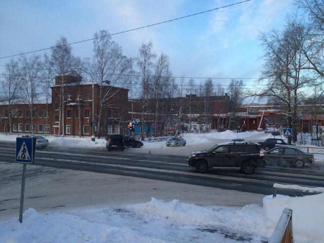 ДТП Авария Архангельское шоссе Северодвинск