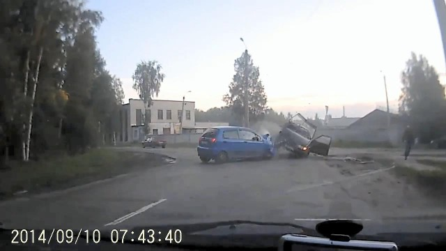 ДТП Авария Седова Южная Северодвинск