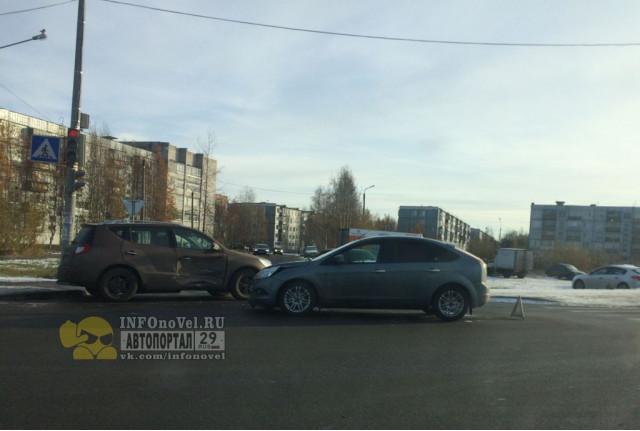 ДТП Авария Архангелськое шоссе Северодвинск