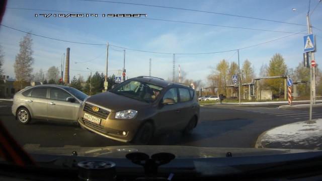 ДТП Авария Портовая Архангельское шоссе Северодвинск