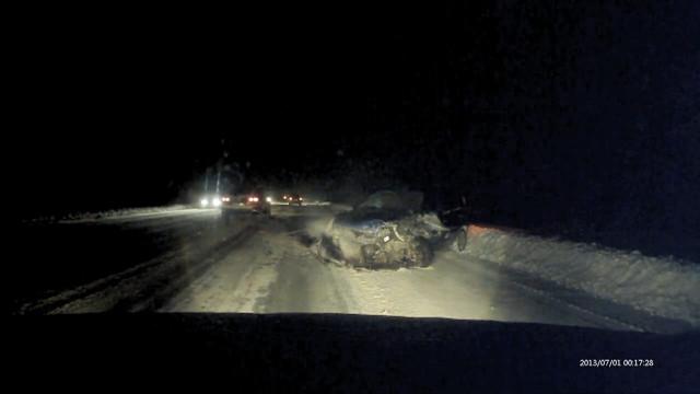 ДТП Авария М8 Северодвинск Архангельск обгон