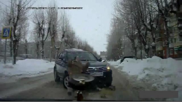 ДТП Авария Орджоникидзе Северодвинск