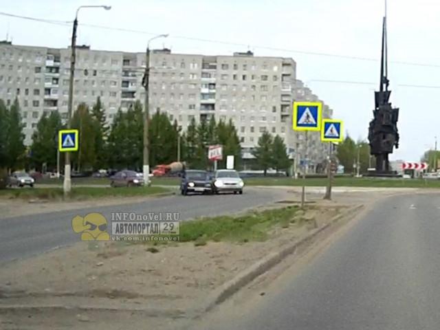 ДТП Авария Морской Северодвинск скрылся с места ДТП
