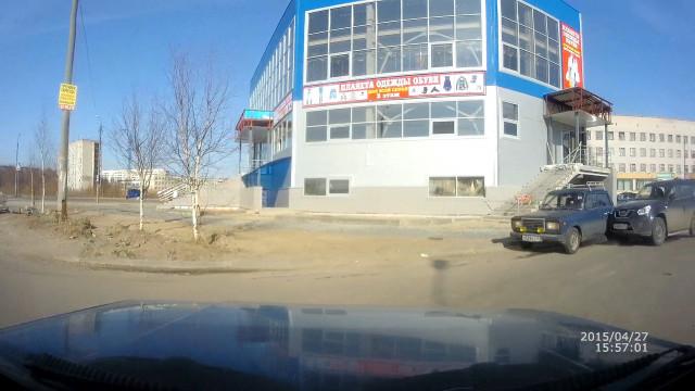 ДТП Авария Северодвинск Морской