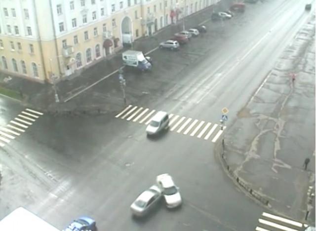 ДТП Авария Северодвинск Ленина Советская торопыга
