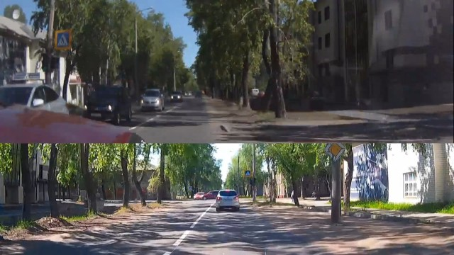 ДТП Авария Северодвинск Лесная Профсоюзная красный свет