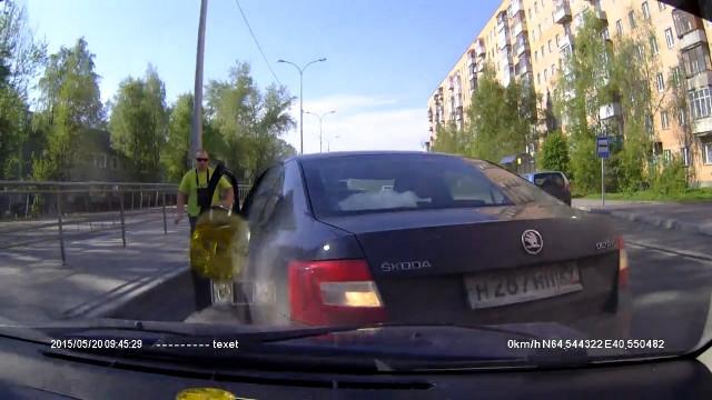 ДТП Авария Архангельск Выучейского разборка