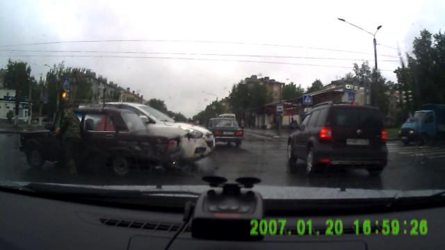 ДТП Авария Северодвинск Ломоносова Труда поворот