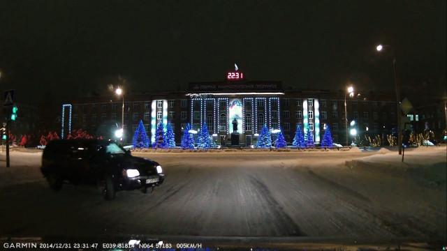 Не ДТП, Северодвинск, Архангельское шоссе