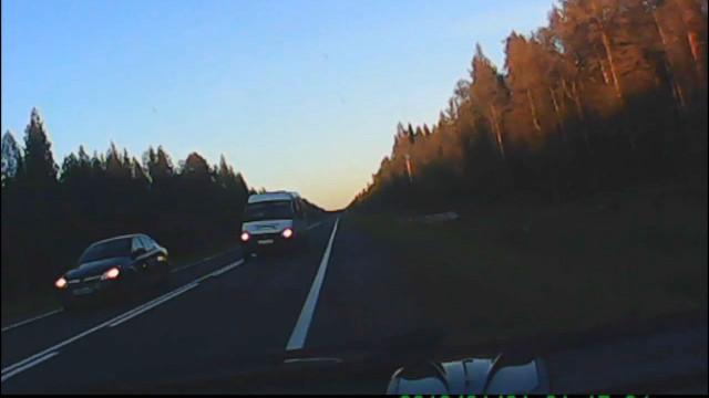 Без ДТП М8 Холомогоры Архангельская область