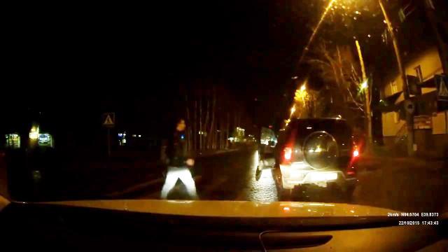 ДТП Авария Северодвинск сбили пешехода