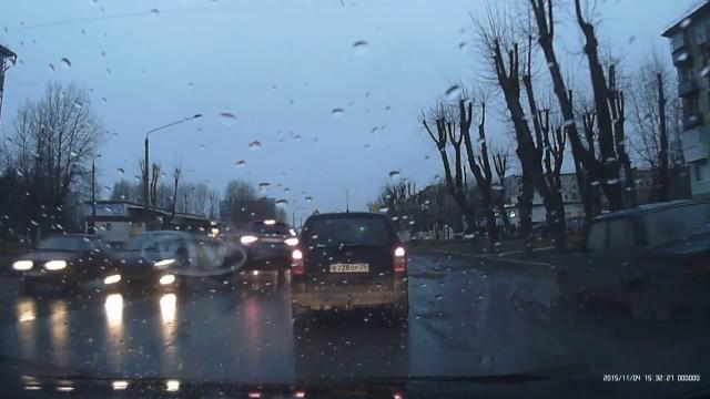 ДТП Авария Северодвинск Ломоносова оторвал колесо
