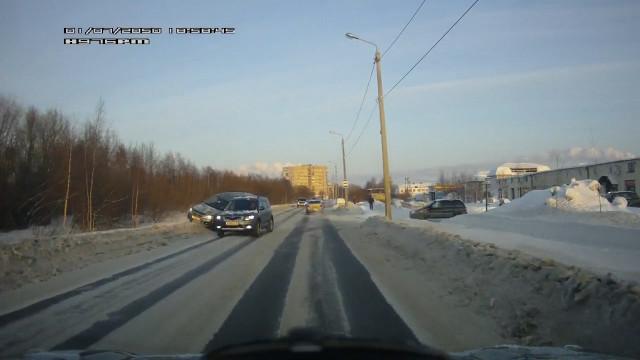 БезДТП Авария Северодвинск Южная выехал скрылся