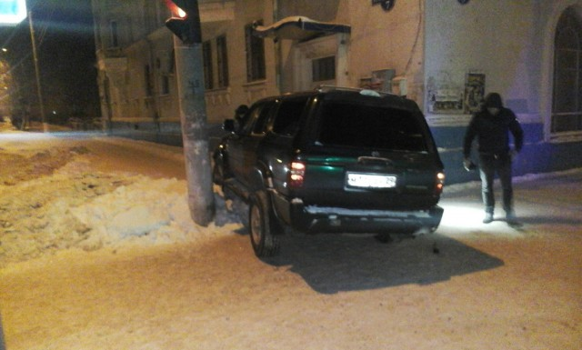 ДТП Авария Северодвинск Great Wall