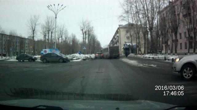 ДТП Авария автобус Северодвинск Ягры