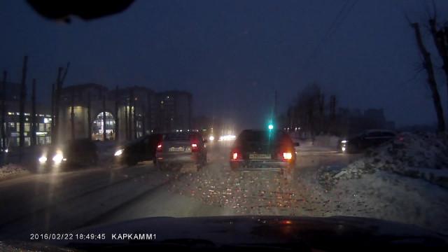 ДТП Авария Северодвинск Ломоносова медвежья услуга