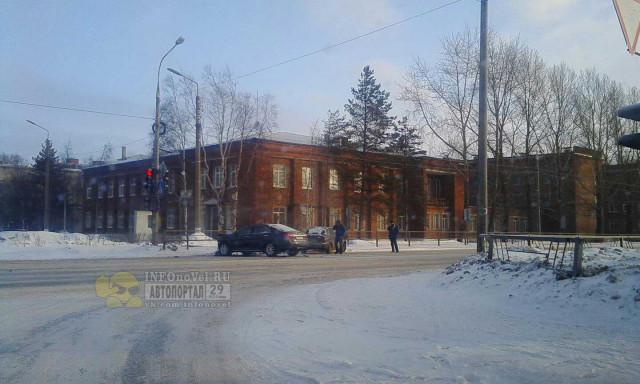 ДТП Авария Северодвинск Архангельское шоссе