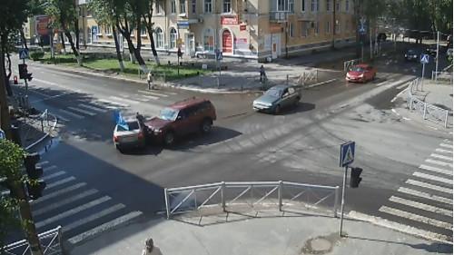 ДТП, Авария, Северодвинск, Ленина, Лесная