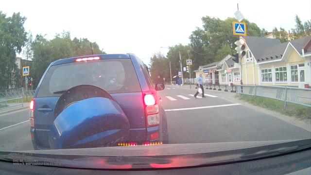 ДТП, Авария, Северодвинск, пьяный водитель, скрылся с места ДТП