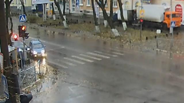 ДТП, Авария, Северодвинск, Ленина, Лесная, зеркала