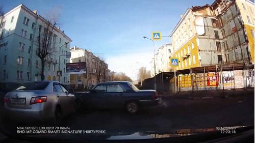 ДТП, Авария, Северодвинск, Ленина, Торцева, не пропустил