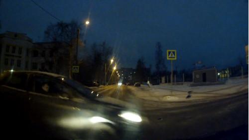 ДТП, Авария, Северодвинск, Профсоюзная, Торцева, не уступил