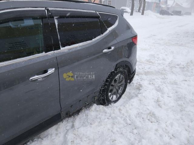 ДТП, Северодвинск