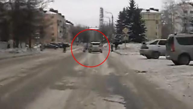 ДТП, Авария, Северодвинск, Плюснина, сбил детей