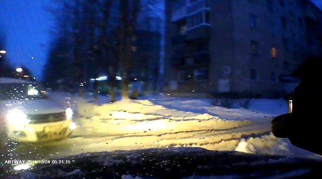 ДТП, Авария, Северодвинск, Логинова
