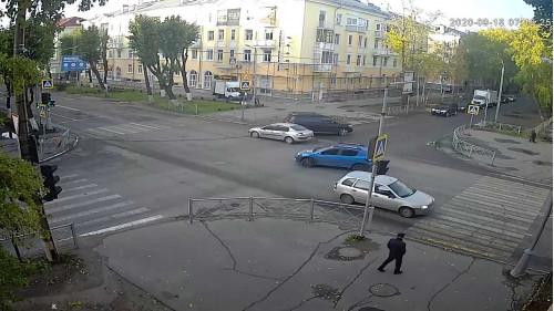 ДТП, Авария, Северодвинск